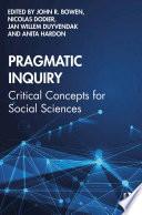 Pragmatic Inquiry