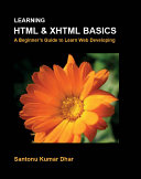 Learning HTML and XHTML Basics
