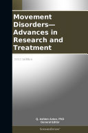 Movement Disorders—Advances in Research and Treatment: 2012 Edition Pdf/ePub eBook