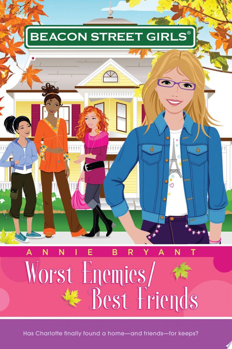 Worst Enemies/Best Friends banner backdrop