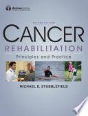 Cancer Rehabilitation 2E Book
