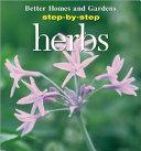 Step-by-step Herbs