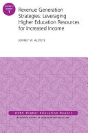 Revenue Generation Strategies: Leveraging Higher Education Resources for Increased Income