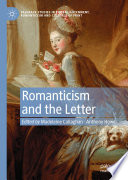 Romanticism and the Letter Book