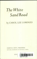 The White Sand Road