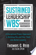 Sustained Leadership WBS Book
