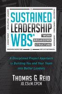 Sustained Leadership WBS