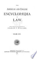 The American and English Encyclop  dia of Law  Time to Trust deeds