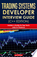 Trading Systems Developer Interview Guide  C   Edition