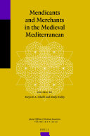 Mendicants and Merchants in the Medieval Mediterranean
