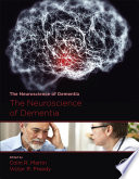 The Neuroscience of Dementia Book