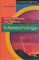 Recent Advances And Issues In Meteorology Book PDF
