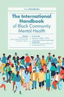 The International Handbook of Black Community Mental Health