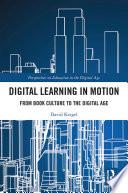 Digital Learning In Motion