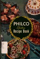 Philco Electric Recipe Book
