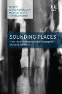 Sounding Places Pdf