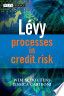 Levy Processes in Credit Risk Book