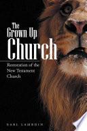 The Grown Up Church Book