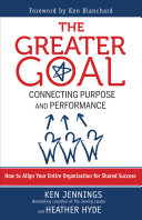 The Greater Goal