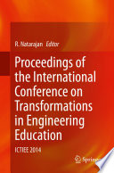 Proceedings of the International Conference on Transformations in Engineering Education