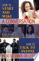 How To Start And Make A Conversation Book PDF