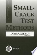 Small Crack Test Methods Book PDF