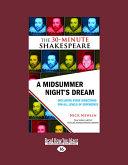 A Midsummer Night s Dream  Large Print 16pt