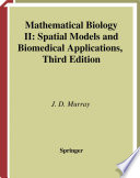 Mathematical Biology Ii Book PDF