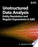 Unstructured Data Analysis Book