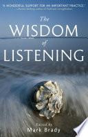 The Wisdom Of Listening Book