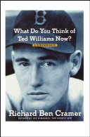 What Do You Think of Ted Williams Now? Pdf/ePub eBook
