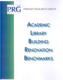 Academic Library Building Renovation Benchmarks