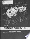 Aviation Electronics Technician 1 C