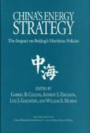 China s Energy Strategy Book