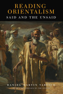 Reading Orientalism