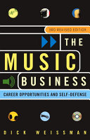 The Music Business: Career Opportunities and Self-defense - Seite 377
