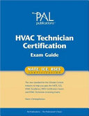 HVAC Technician Certication Exam Guide