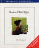 Mind on Statistics   Aplia  2 term Access