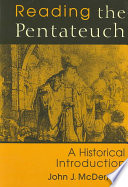 Reading the Pentateuch