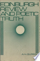 Edinburgh Review And Poetic Truth