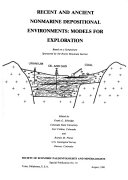 Recent and Ancient Nonmarine Depositional Environments Book