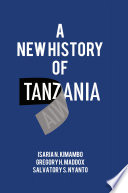 A New History Of Tanzania