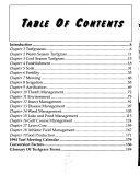 Turf Management Digest