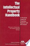 The Intellectual Property Handbook