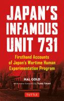 Unit 731 Pdf/ePub eBook