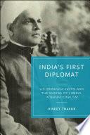 India S First Diplomat