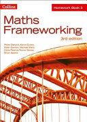 Maths Frameworking Homework
