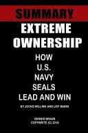 Summary Extreme Ownership