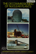 The Decommissioning Of Nuclear Plants Book PDF