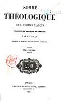 Somme théologique de S. Thomasd'Aquin ebook